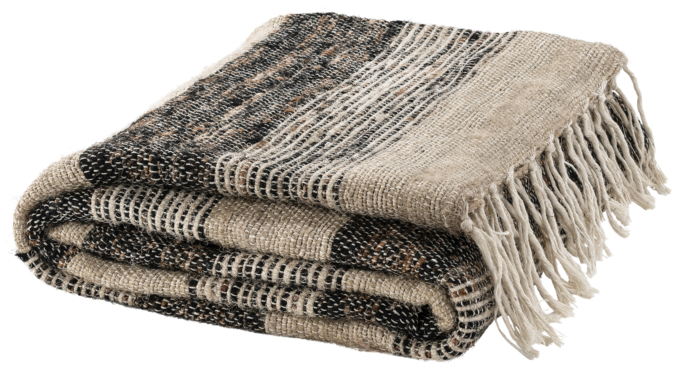 Abrienne Natural Throw Artwood