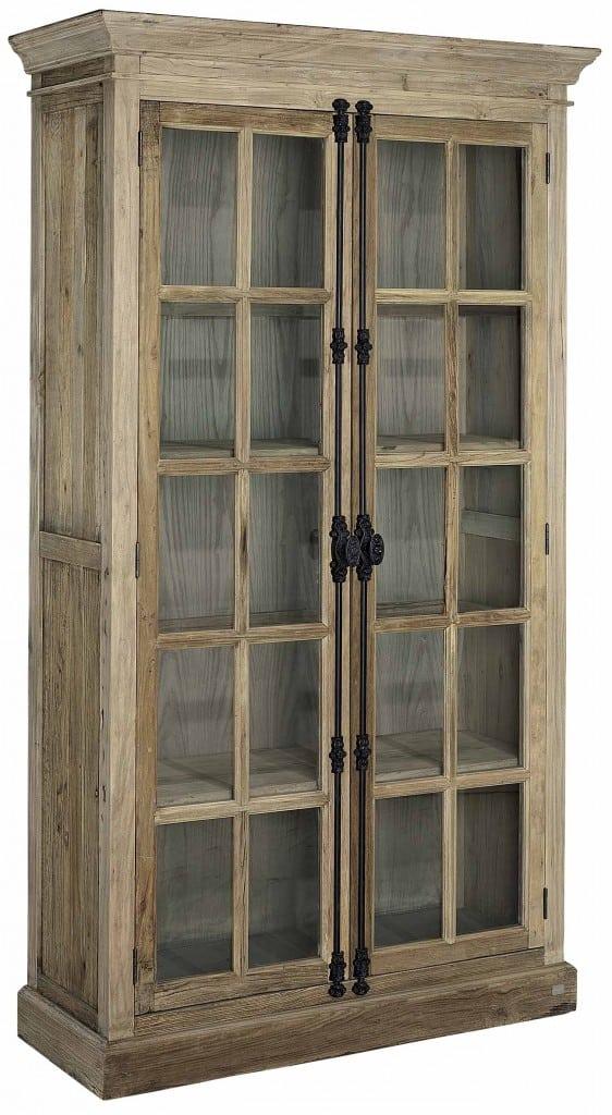 Elmwood 2 Door Display Unit Artwood